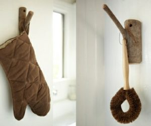 Umbra Birdseye Multi Hook · Wooden Hook Amazing Design