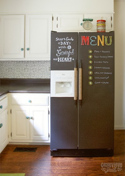 Simple And Fun Ways To Decorate Your Fridge