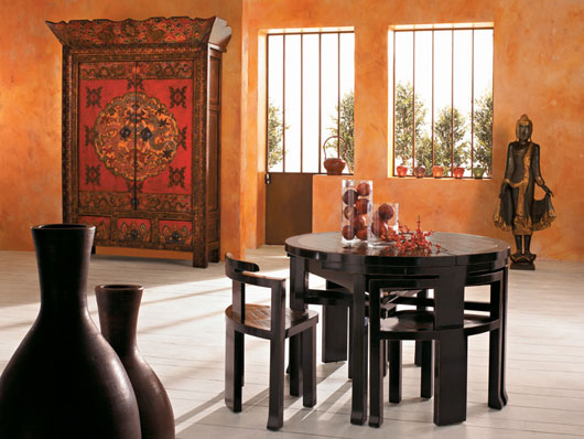 Oriental interior design ideas and inspiration