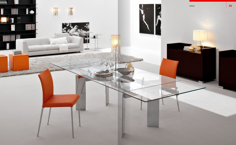 Stylish Dining Rooms From Cattelan Italia - Stylish-dining-rooms-from-cattelan-italia