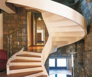 Staircases design by Edilco
