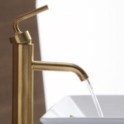 3 luxury swarovski bathroom faucets