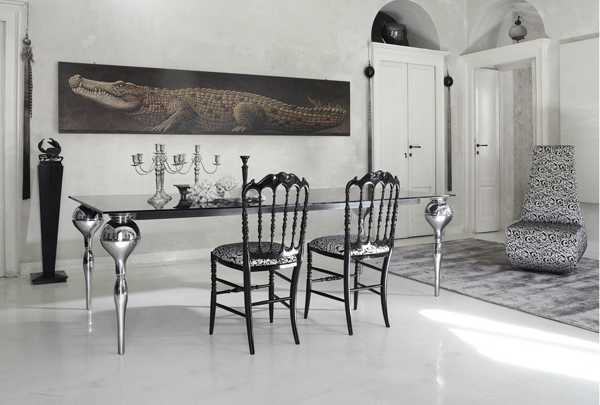 Great Stylish Dining Rooms From Cattelan Italia Gallery