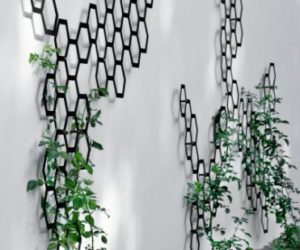 Trellis Garden design by Arik Levy