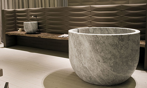 Deep Soaking Tubs by Vaselli