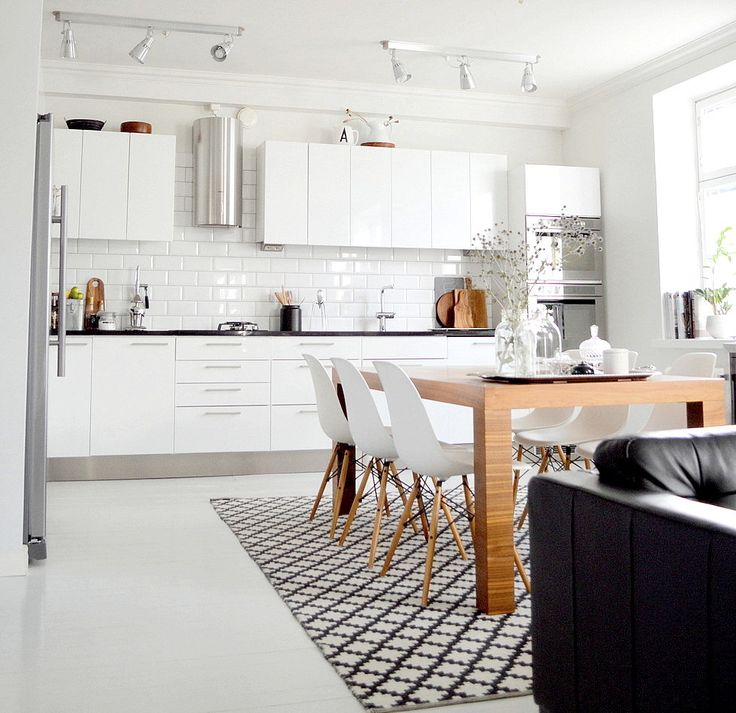 How To Design A Scandinavian Kitchen