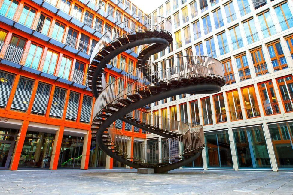 Spectacular Stairs and Staircase Designs