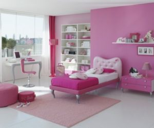 There Are Several Options Presented Here, All Of Them Having In Common What  Else Than The Pink Color. The Bedrooms Are Designed Having Barbie As The  Focal ...