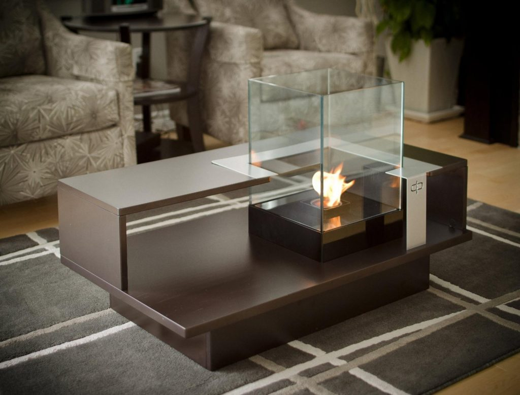 modern tables Campfire Coffee Table