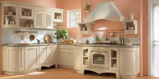 Ducale Kitchen Design by Arrital Cucine