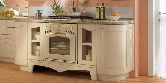 Charming Classic Kitchen Design Ducale By Arrital Cucine  Gallery