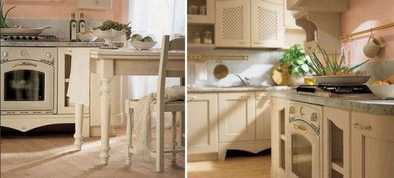 Beautiful Charming Classic Kitchen Design Ducale By Arrital Cucine  Awesome Ideas