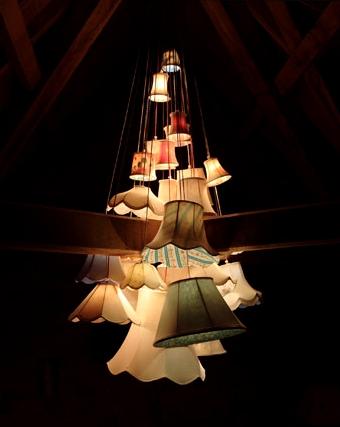 Cluster-chandelier