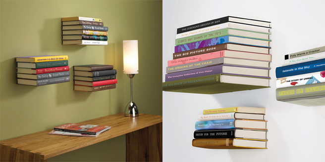 Conceal Bookshelf From Umbra