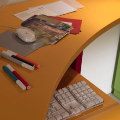 Colorful Kids Furniture By Mazzali With An Eco Friendly Twist