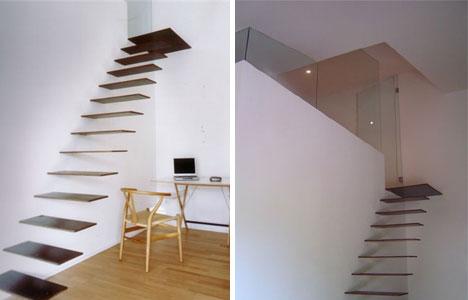 Dangerous Looking Stairs