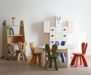 This Furniture Collection For Kids Is A Very Good Choice. It Satisfies The  Kids, Because Itu0027s Small, Fun And Colorful, And The Parents As Well,  Because Itu0027s ...