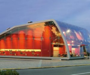 The Ferrari Factory Store in Alessandria – as luxurious and extravagant as the car