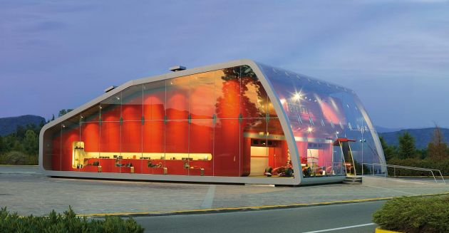 The Ferrari Factory Store In Alessandria U2013 As Luxurious And Extravagant As  The Car
