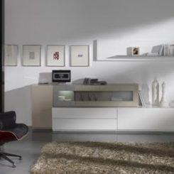 Modern Living Room Design By Circulo Muebles