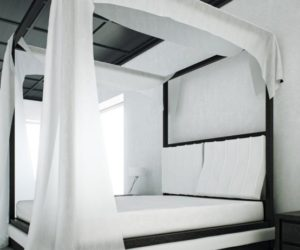 White Canopy Beds canopy beds are back creating a bedroom feel more relaxing