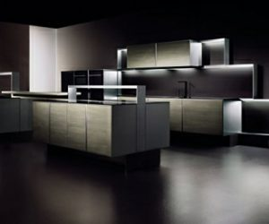 The Future Modular Kitchen For Men by Porsche Design