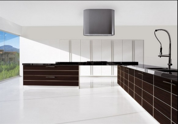 Modular kitchens from schiffini bring italian elegance for Italian modular kitchen