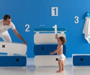 Furniture for Modern Nursery and Kids Room by Be
