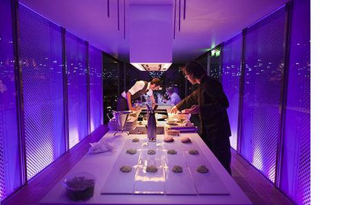 Nomiya Space Restaurant at Palais de Tokyo1