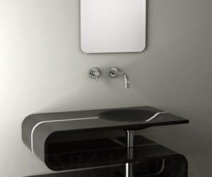 ... S Shaped Sink Design