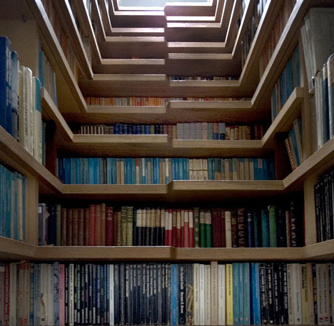 Stairs for your Books