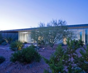 Architectural masterpiece in North central Phoenix – simple yet extravagant