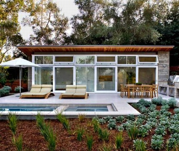 Eco Home Design Ideas: Gorgeous House With Sustainable Design And A Beautiful