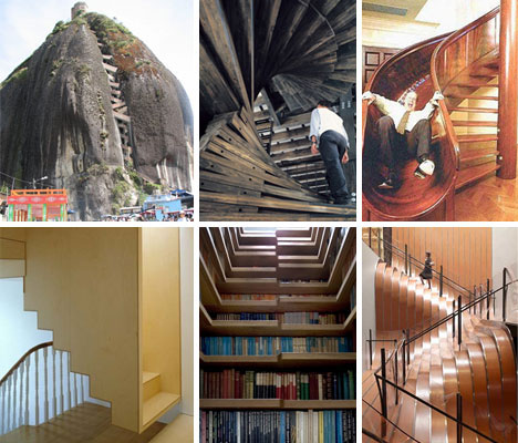 15 Spectacular Stairs And Staircase Designs