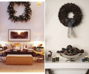 Christmas Decorating Concept