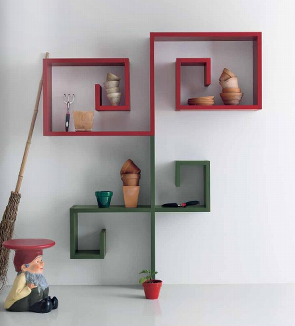 Shelving Units From Lagolinea
