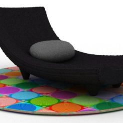 Metla Chaise Lounge By Tadeo Presa