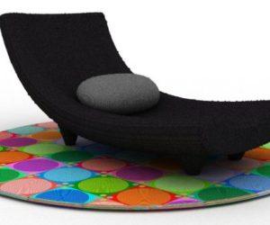 Metla Chaise Lounge by Tadeo Presa