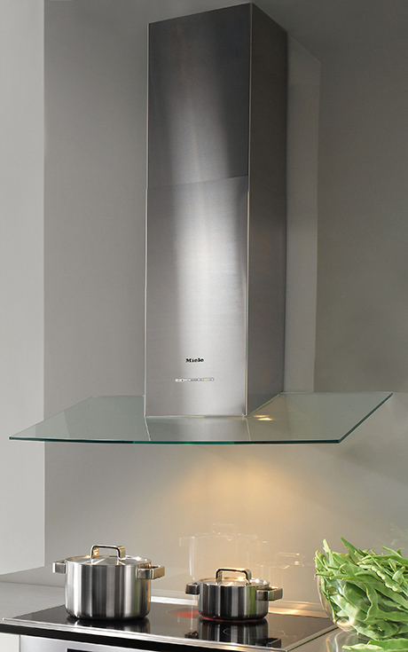 Great Miele Range Hood Nice Design