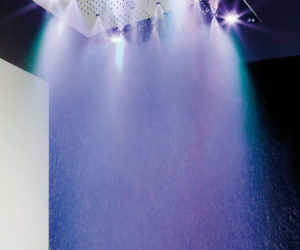 Rain Spa Shower Heads by iB Rubinetterie
