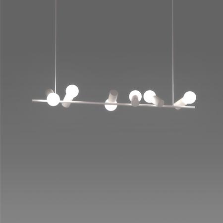 Bird lamps by Zhili Liu