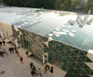 Solar Powered International Design Center Revealed