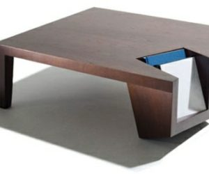 Cornered Coffee Table by Dylan Gold