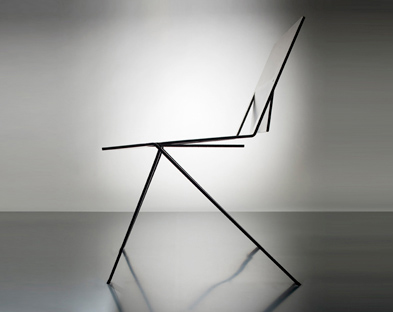 The Icila Chair Was Designed By Cecile Planchais. Whatu0027s Very Interesting  About This Piece Of Furniture Is That Itu0027s Made From A Single Sheet Of  Metal, ... Great Pictures