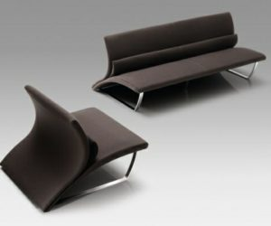 Lilium Sofa And Chair By Victor Boeda