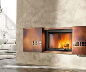 Modern Fireplaces With An Artistic Edge Over Tradition