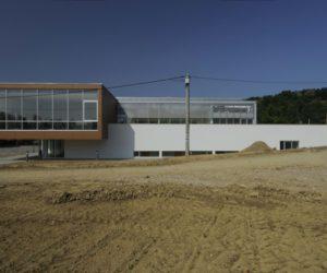 Sports Hall Sveti Martin by Sangrad