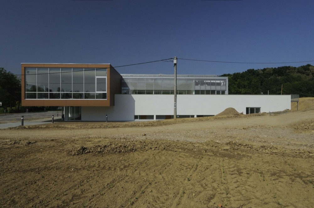 Sports Hall Sveti Martin by Sangrad4