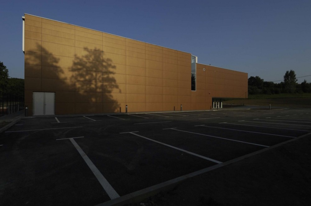 Sports Hall Sveti Martin by Sangrad6