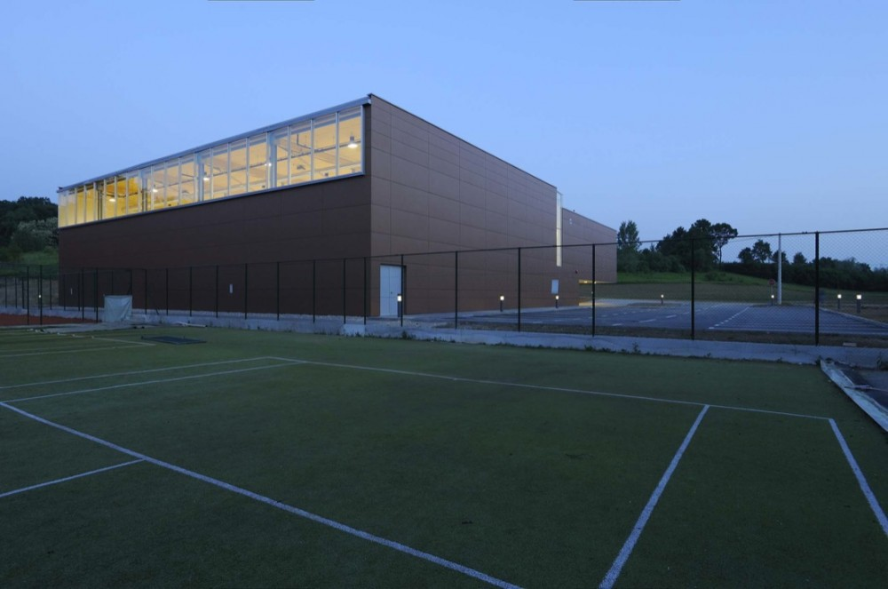 Sports Hall Sveti Martin by Sangrad7